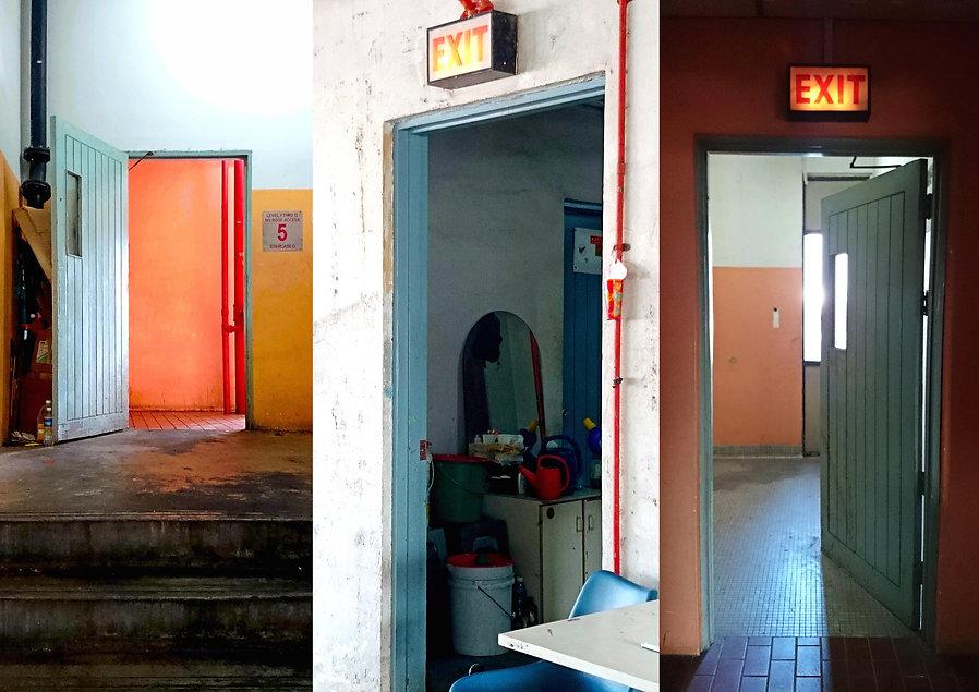 debbie loo, lilian chee, 03-flats, exhibition. 03 flats, 3 flats, singapore, domesticity