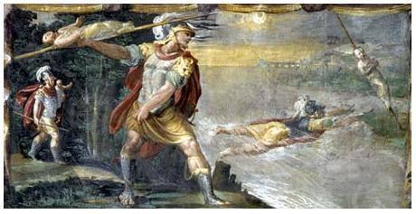 La leggenda di metabo e camilla il re volsco di priverno for Il gomitolo di camilla