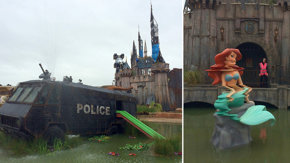 The Duality of my Disney Side Part 2: Dismaland