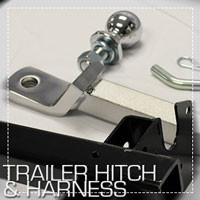 Trailer Hitch and Harness