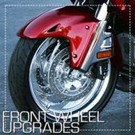 Front Wheel Upgrades