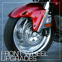 Front Wheel Upgrades