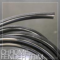 Chrome Fender Trim
