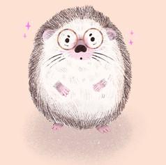 Bruno the Hedgehog