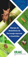 IRAC-BR Folder Percevejo-marrom (Euschis