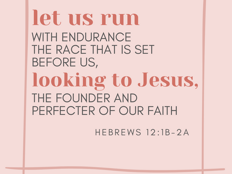 Bring the Word to LIFE -- Hebrews 12