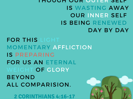 Bring the Word to LIFE - 2 Corinthians 4