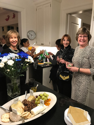 GT Members Eat, Drink & Give at Holiday Celebration