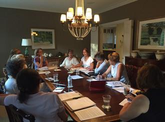 Grants Committee Meets