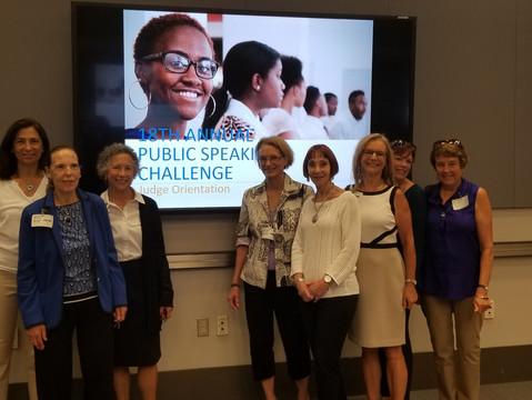 Urban Alliance Public Speaking Challenge