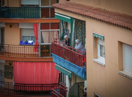 Lockdown in Spain: BR contributor Marcus Slease on life in quarantine in a foreign country