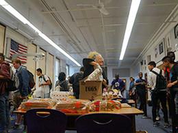 Denver South High School food bank expanding rapidly