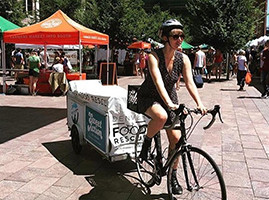 App-driven food donation program to fill a Denver food desert