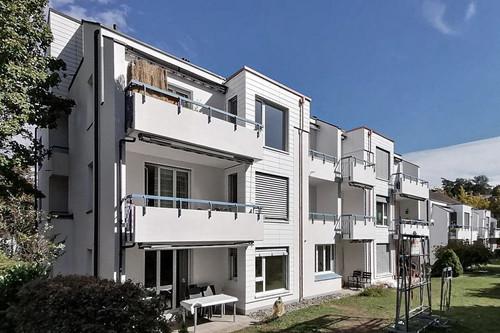 MFH Grubenstrasse, Schaffhausen