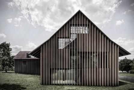 Umbau Bauernhaus, Gutenswil
