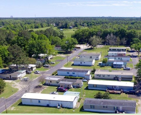 mobile home park fund investment