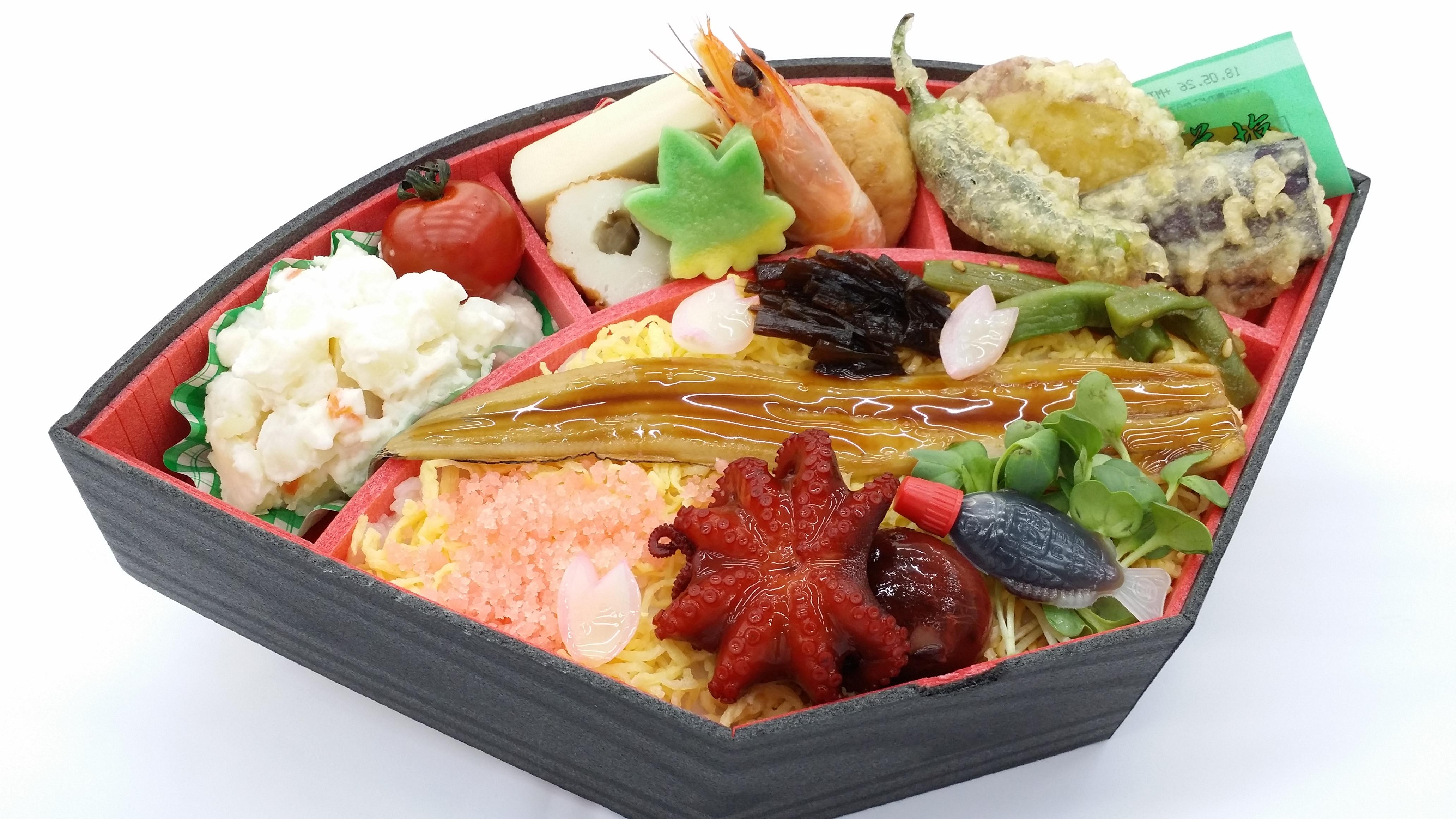 海鮮チラシ弁当