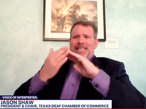First statewide Texas Deaf Chamber of Commerce
