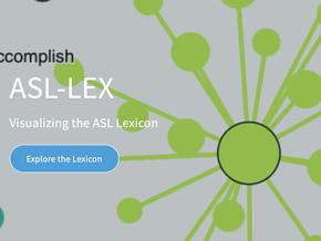An interactive ASL database