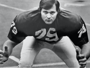 On this day: The 1st Deaf NFL Player was Born