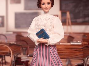 Helen Keller Doll Backlash