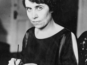 On this date Grace Coolidge was born