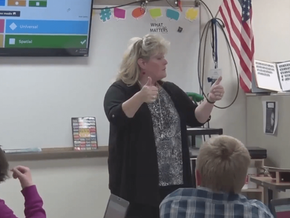New Mexico lawmakers want equal funding for deaf, hard of hearing students