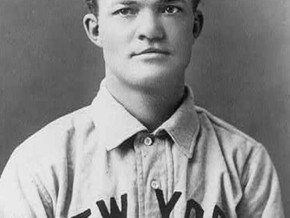 On this date in 1875...a sports legend was born