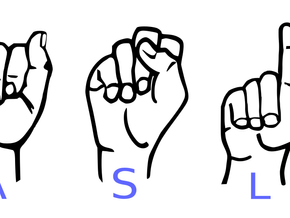 How the brain processes sign language