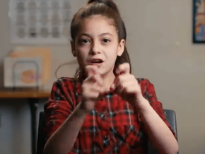 How Deaf Students Adapted to School During COVID