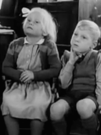 A Video of Life in a 1950s Deaf School