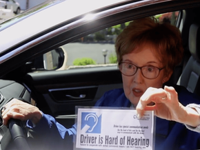 Here's what to do if you are deaf and get pulled over by police