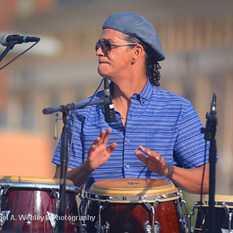 Bujo Kevin Jones Jazz In The Park
