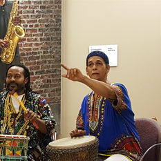 Art Prize with West Michigan Jewels of Africa
