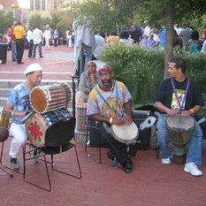 NJPAC Newark - Great Percussionists