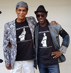 Kevin Jones and Kelvin Sholar - Founders of Tenth World