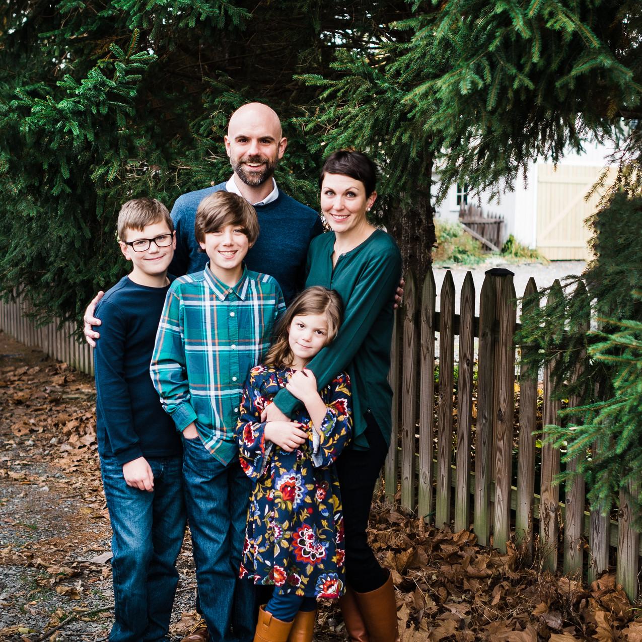 Hearing Loss Family