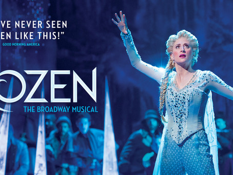 Musical We Love: Frozen