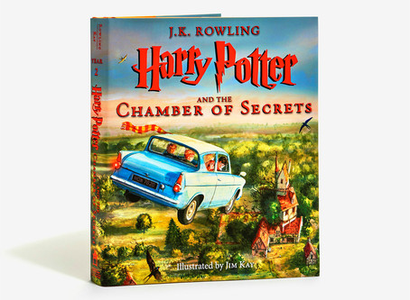 Books We Love: Harry Potter
