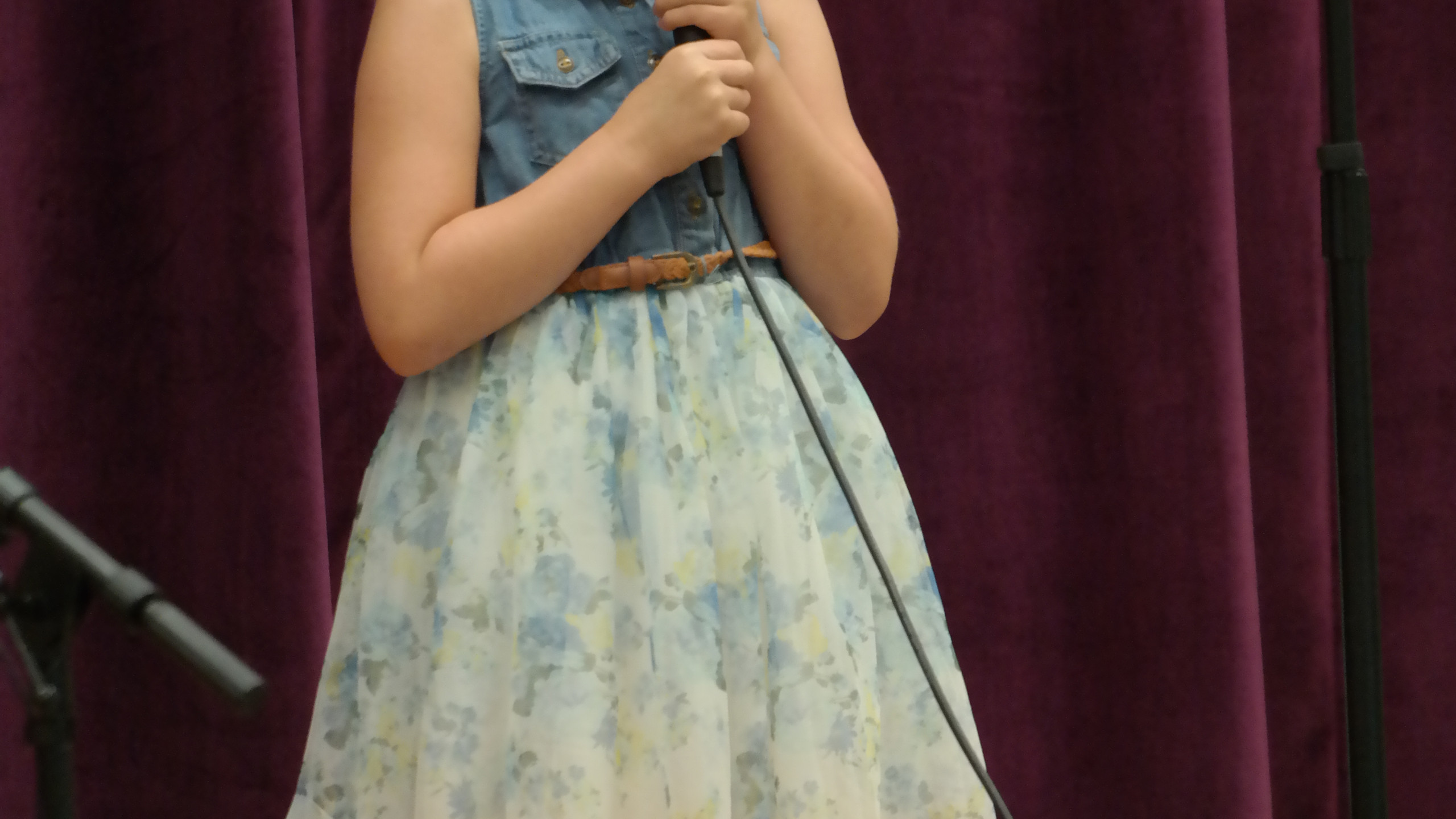 Veda talent show 2