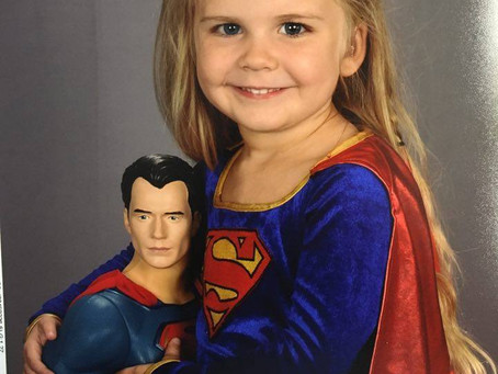Look We Love: Super Kaylieann!
