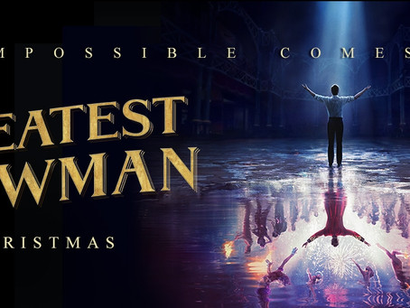 Inspiration Station: The Greatest Showman