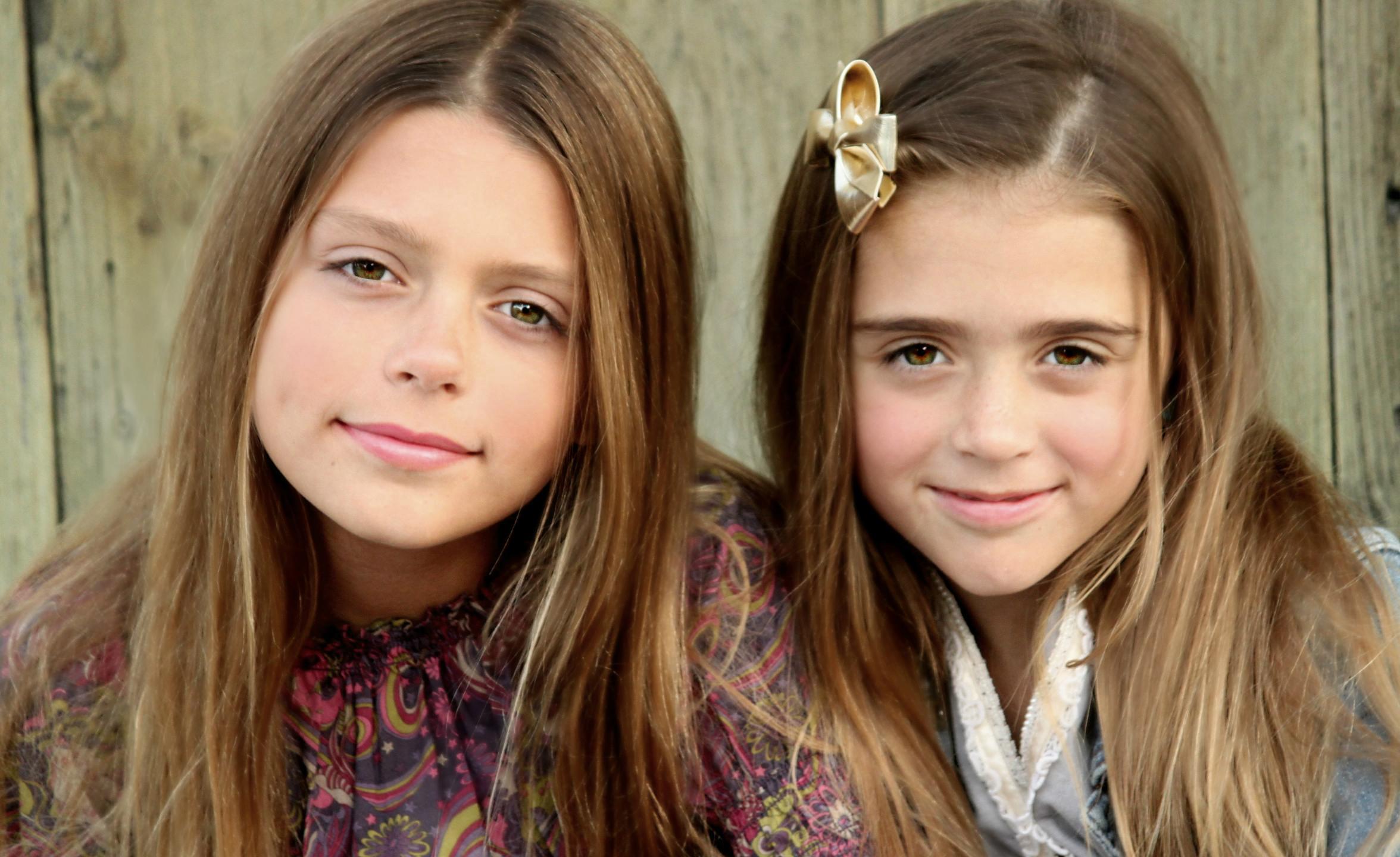 Brinley and Danica