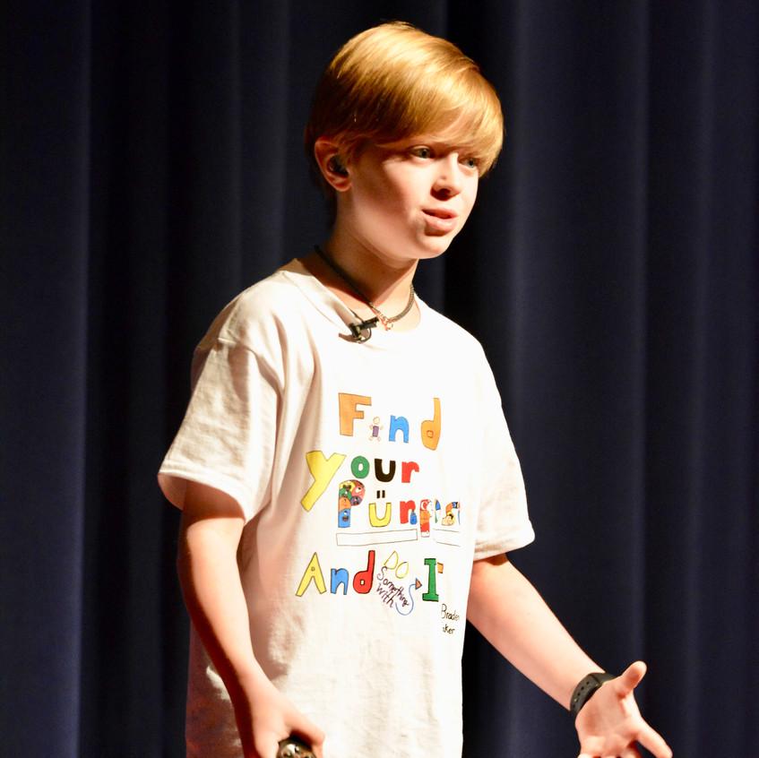 Kid Speaker