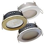 Светильник влагозащитный IP65 GX53