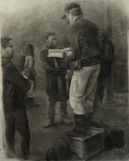 Preacher on the Corner
