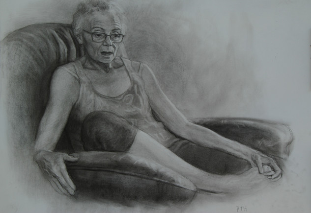 Mom Seated