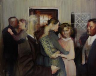 Dance in Small Interior