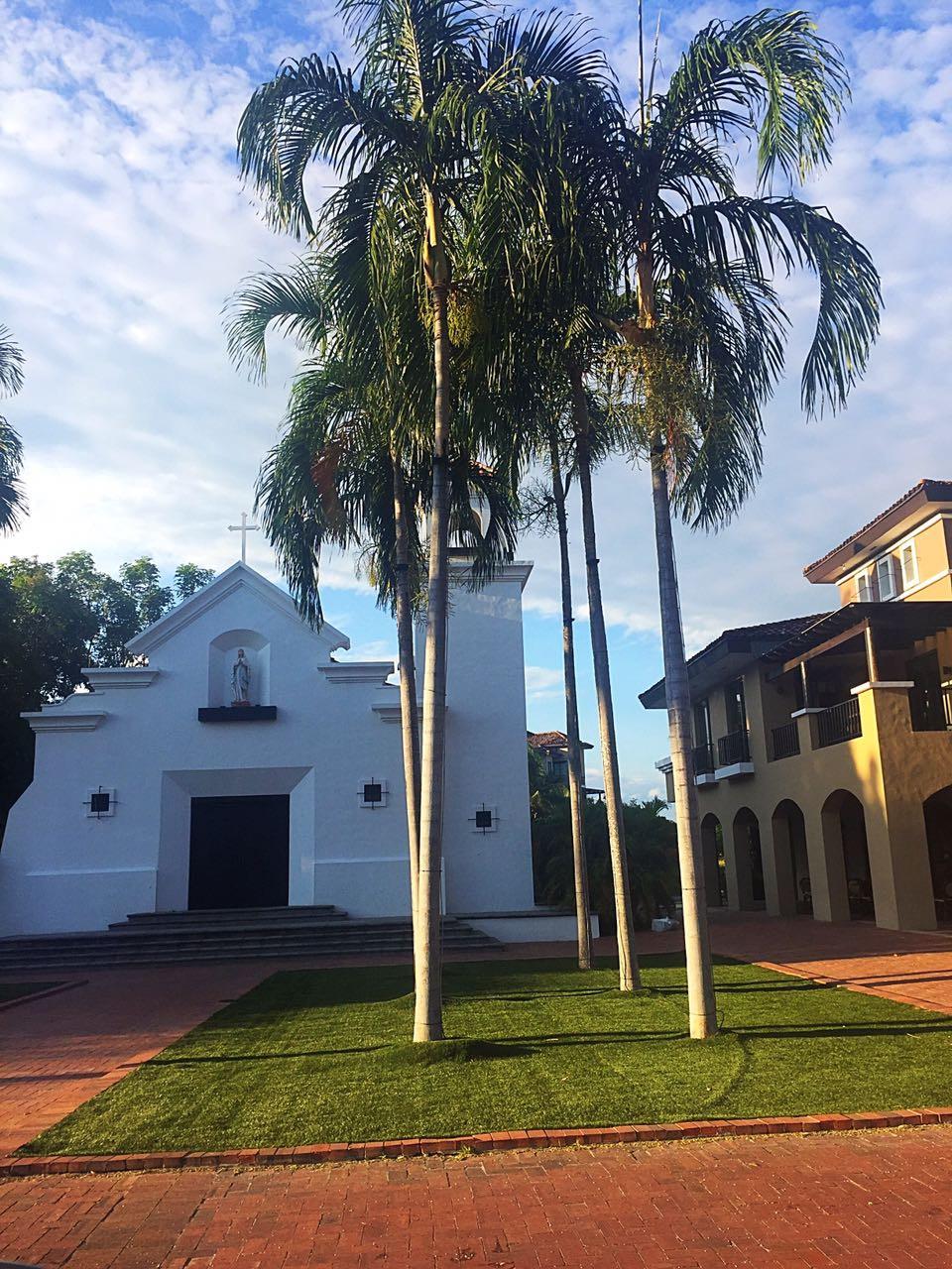 Capilla del Hotel JW Marriott en Buenaventura
