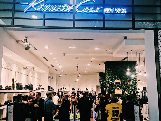 Meet & Greet con los embajadores de la marca Kenneth Cole